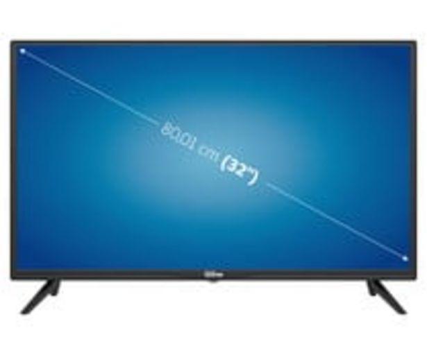 """Oferta de Televisión 80,01 cm (31,5"""") LED QILIVE Q32HS202B HD READY, SMART TV, WIFI, TDT HD, USB reproductor y grabador, 3HDMI, 100HZ. por 209€"""