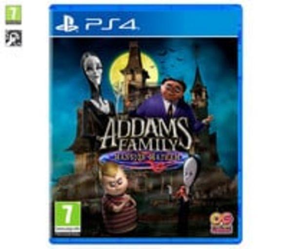 Oferta de La Familia Addams: Caos en la mansión para Playstation 4. Género: aventura, plataformas. PEGI: +7. por 35,98€