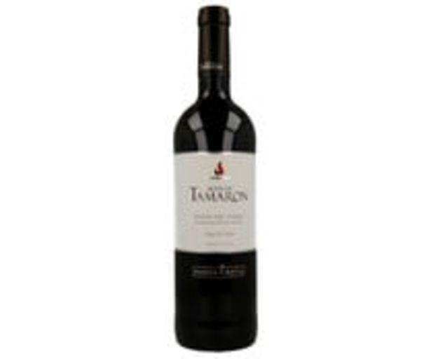 Oferta de Vino tinto con denominación de origen Ribera del Duero ALTOS DE TAMARON botella de 75 cl. por 3,28€
