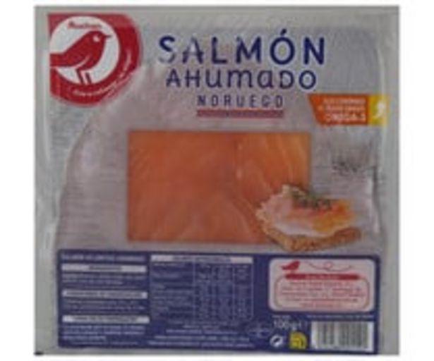 Oferta de Salmón ahumado Noruego en lonchas PRODUCTO ALCAMPO 100 g. por 2,94€