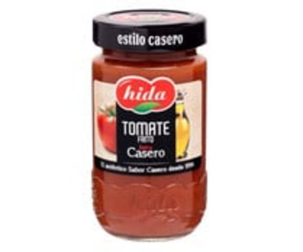 Oferta de Tomate frito HIDA frasco de 350 g. por 1,18€