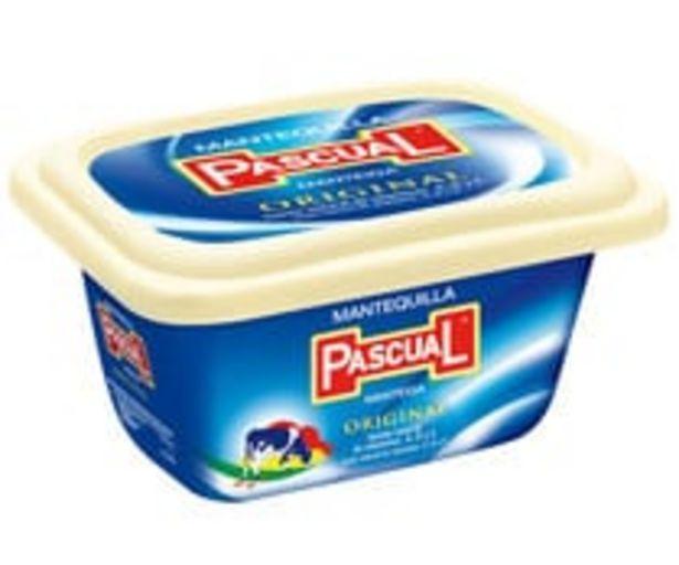 Oferta de Mantequilla PASCUAL tarrina de 250 gr por 2,24€