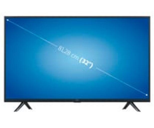 """Oferta de Televisión 81,28 cm (32"""") LED XIAOMI Mi LED TV 4A HD READY, SMART TV, WIFI, BLUETOOTH, TDT HD, USB reproductor y grabador, 3HDMI, 60HZ. por 179€"""