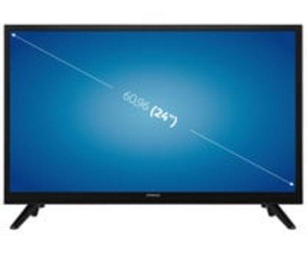 """Oferta de Televisión 60,96 cm (24"""") LED HITACHI 24HAE2250 HD READY, SMART TV, WIFI, BLUETOOTH, TDT T2, USB reproductor y grabador, 3HDMI, 50HZ. por 169€"""