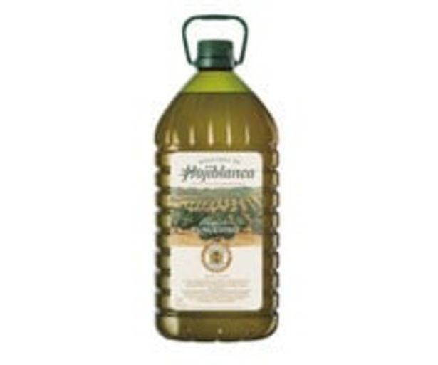 Oferta de Aceite   de oliva virgen extra MAESTROS DE  HOJIBLANCA garrafa de 5 l. por 19,94€