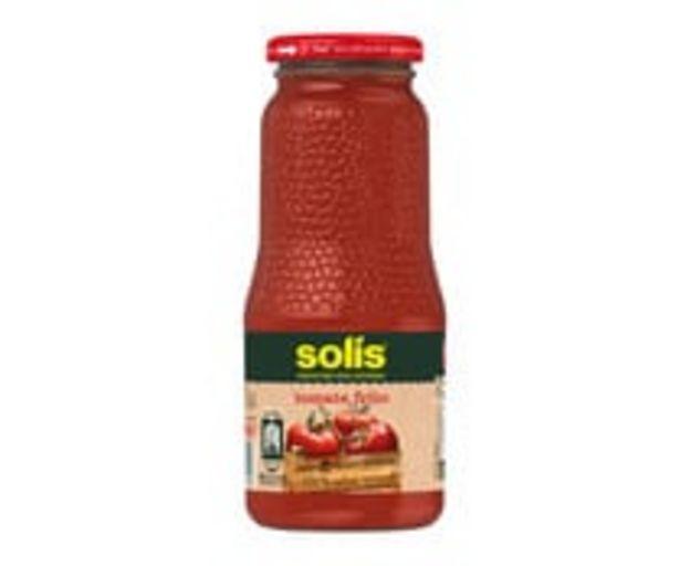 Oferta de Tomate  frito SOLÍS frasco de 360 g. por 0,59€