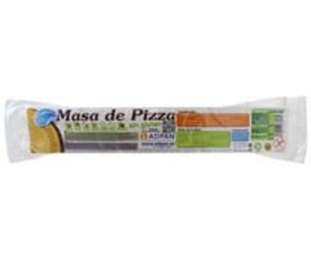 Oferta de Masa para pizza, elaborada sin gluten ADPAN 250 g. por 2,07€