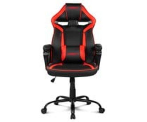 Oferta de Silla Gaming DRIFT DR50BR negro y rojo, DRIFT. por 109,9€