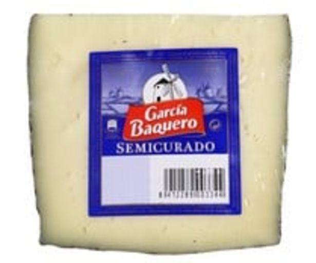 Oferta de Queso semicurado de vaca, cabra y oveja GARCíA BAQUERO, 405 g. por 5,09€