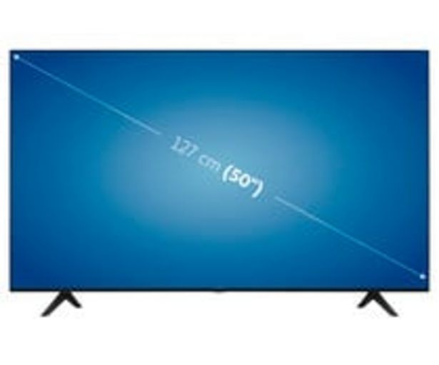 "Oferta de Televisión 127 cm (50"") LED HISENSE 50A7100F 4K, HDR, SMART TV, WIFI, BLUETOOTH, TDT HD, USB reproductor, 3HDMI, 160HZ. por 425€"