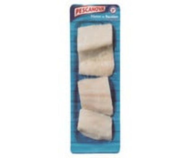 Oferta de Filetes de bacalao ultracongelados y en su punto de sal PESCANOVA 400 g. por 6,04€