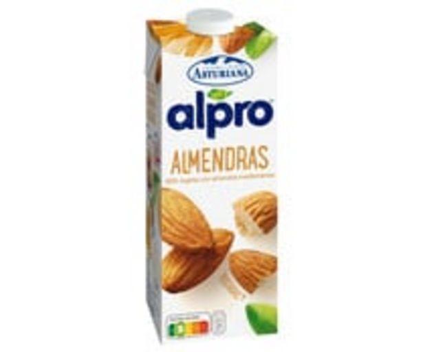 Oferta de Bebida de almendras UHT baja en grasas ALPRO 1 l. por 1,75€