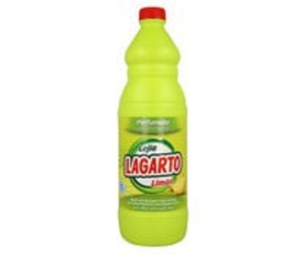 Oferta de Deterlejía limón LAGARTO 1,5 l por 1,17€