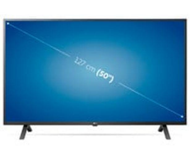 "Oferta de Televisión 127 cm (50"") LED LG 50UP75006 4K, HDR 10, SMART TV, WIFI, BLUETOOTH, TDT T2, USB reproductor, 2HDMI, 1600HZ. por 470€"