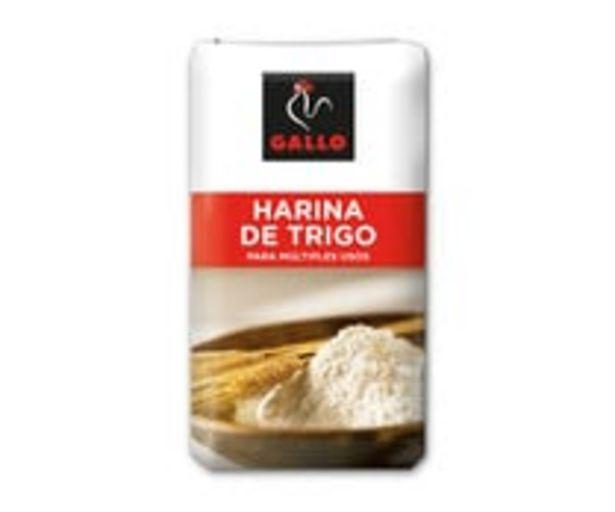 Oferta de Harina de trigo GALLO 1 kg. por 0,98€