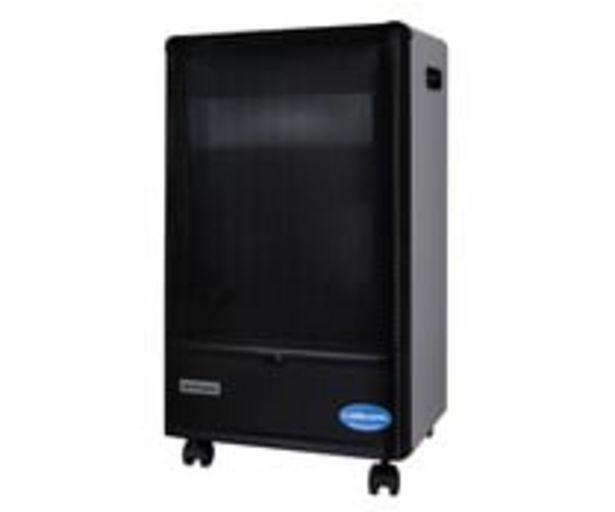 Oferta de Estufa de gas catalítica de llama azul ORBEGOZO HBF90, potencia de calentamiento: 4200W, encendido automático. por 89€