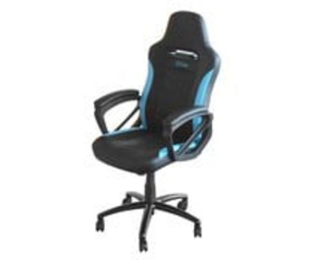 Oferta de Sillón gaming  QILIVE Q.3436, asiento reclinable, regulación de altura. por 116,9€