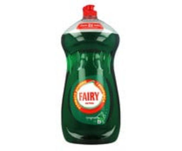 Oferta de Detergente lavavajillas a mano FAIRY ULTRA 1,41 l. por 5,6€