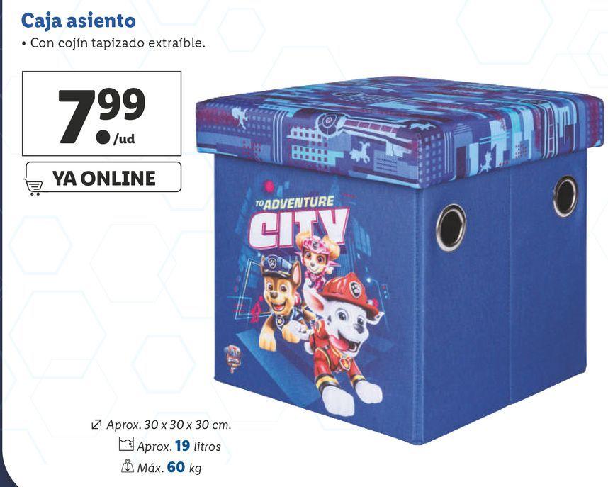 Oferta de Cajas por 7,99€