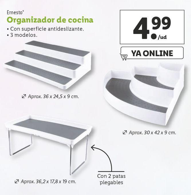 Oferta de Organizador ernesto por 4,99€