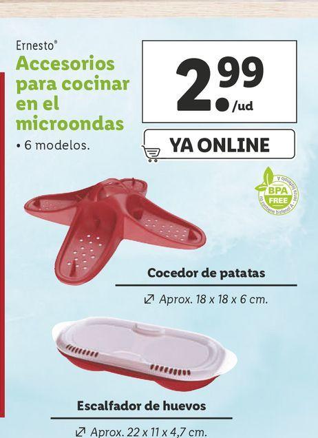 Oferta de Utensilios de cocina ernesto por 2,99€