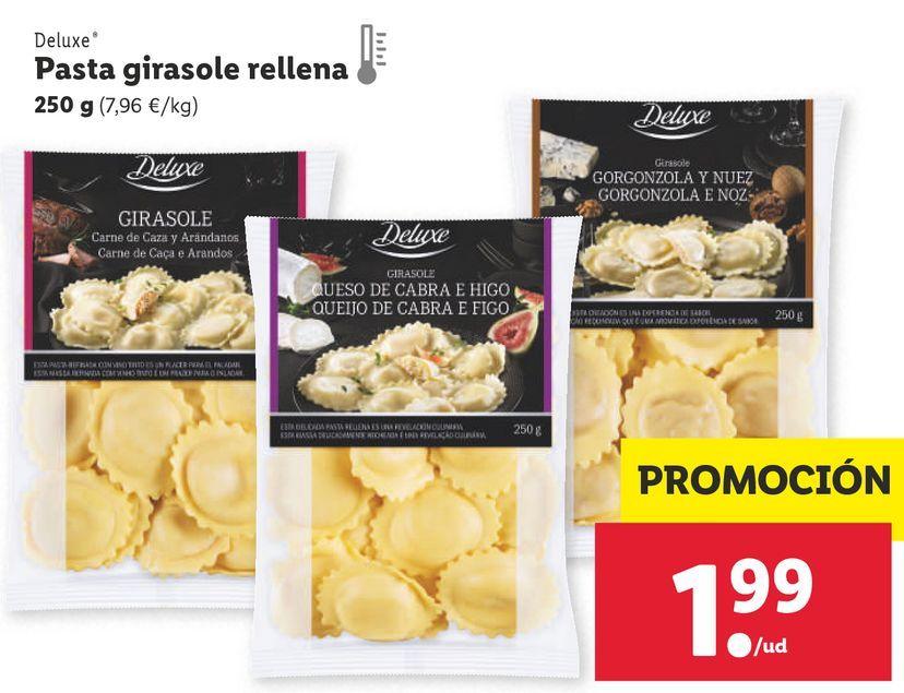 Oferta de Pasta Deluxe por 1,99€