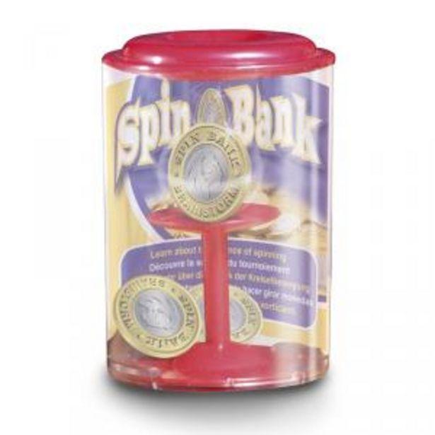 Oferta de Hucha Spin Bank por 5€