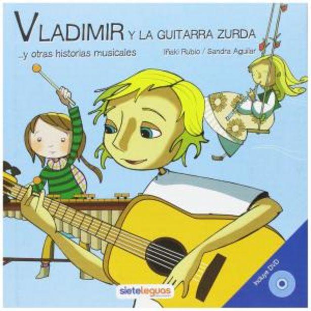 Oferta de Vladimir y la guitarra zurda por 3,95€