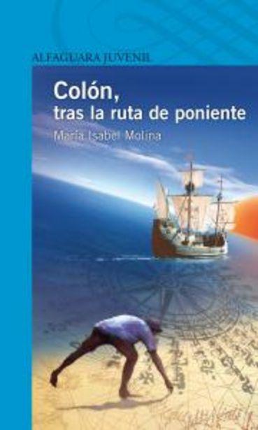 Oferta de Colón, tras la ruta de poniente por 3,95€