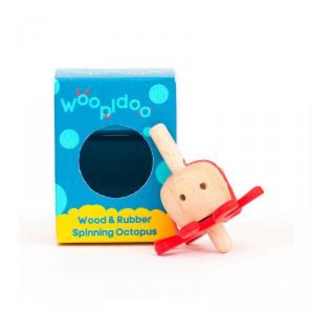 Oferta de Woopidoo spinning pulpo por 2€