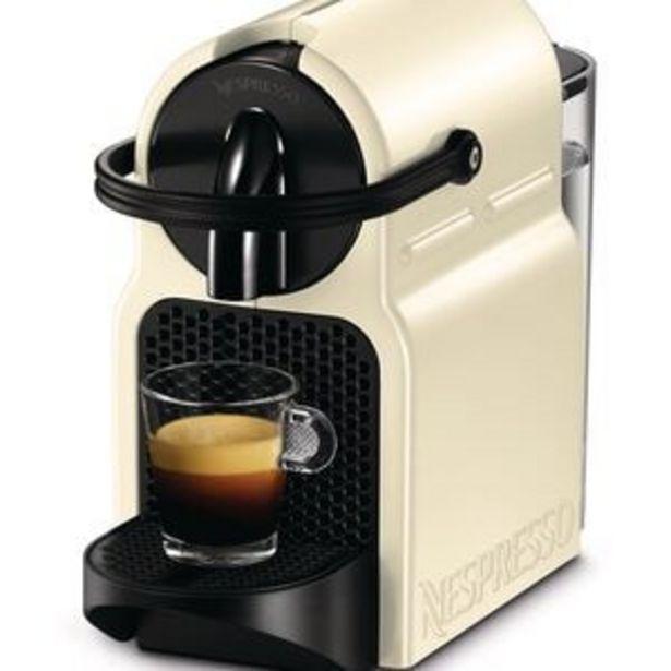 Oferta de EN80.CW Cafeteras Nespresso Inissia por 89€