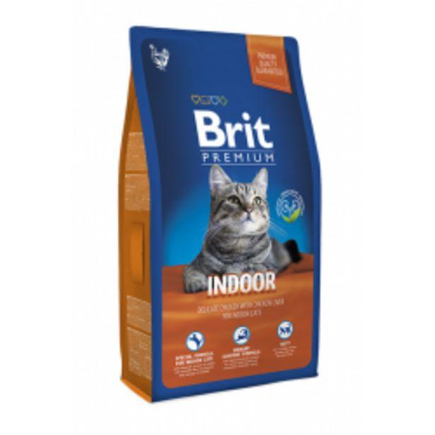 Oferta de Brit Premium Gato Indoor por 7,95€