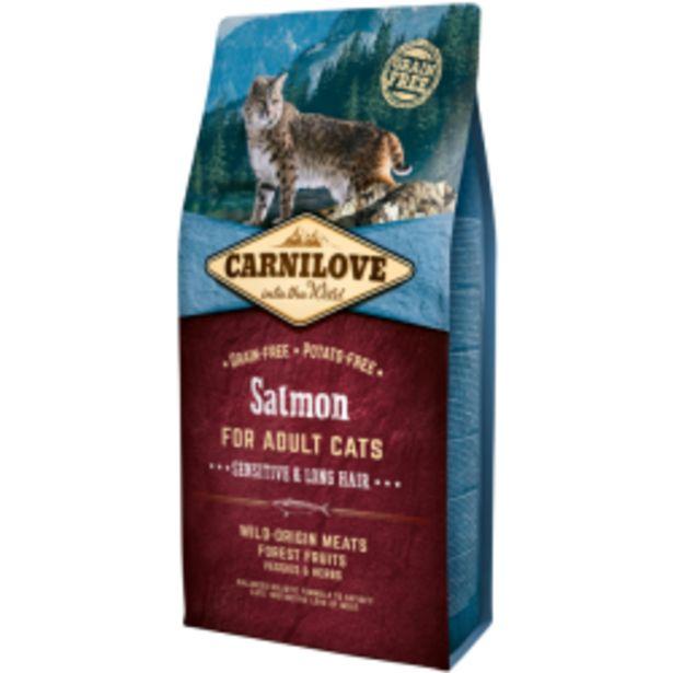 Oferta de Carnilove Grain Free gato... por 17,25€