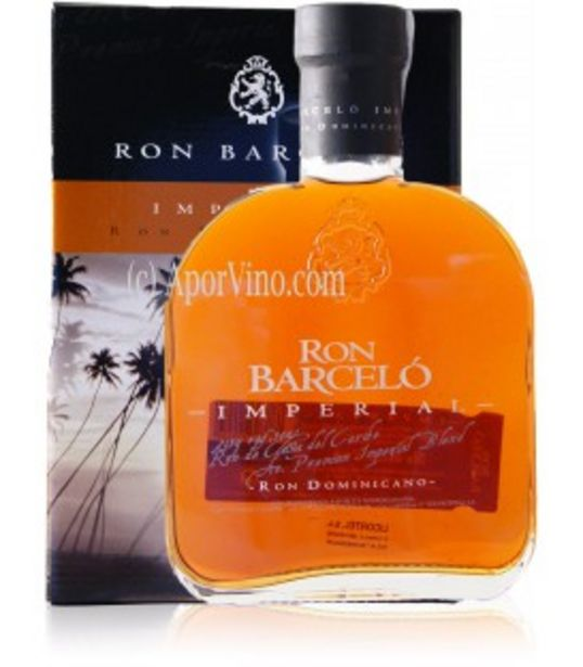 Oferta de Ron Barceló Imperial por 34,59€