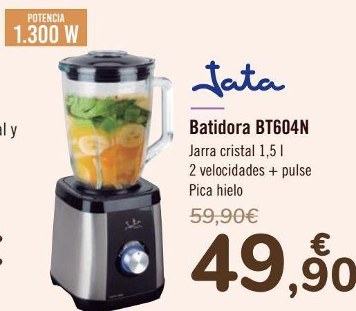 Oferta de Jata Batidora BT604N por 49,9€