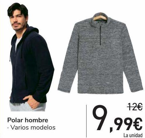 Oferta de Polar hombre  por 9,99€