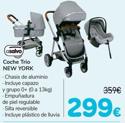 Oferta de Coche Trio NEW YORK  por 299€