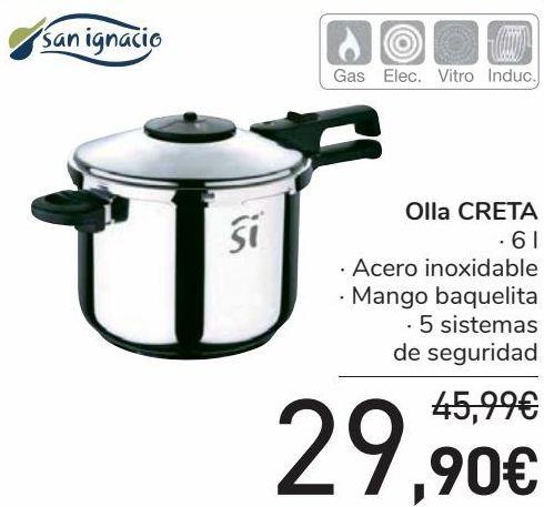 Oferta de Olla Creta  por 29,9€