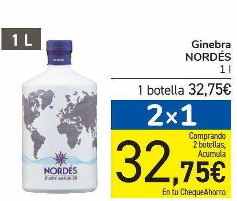 Oferta de Ginebra NORDÉS  por 32,75€
