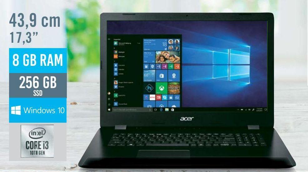 Oferta de Acer Portátil A317-52-317N por 479€