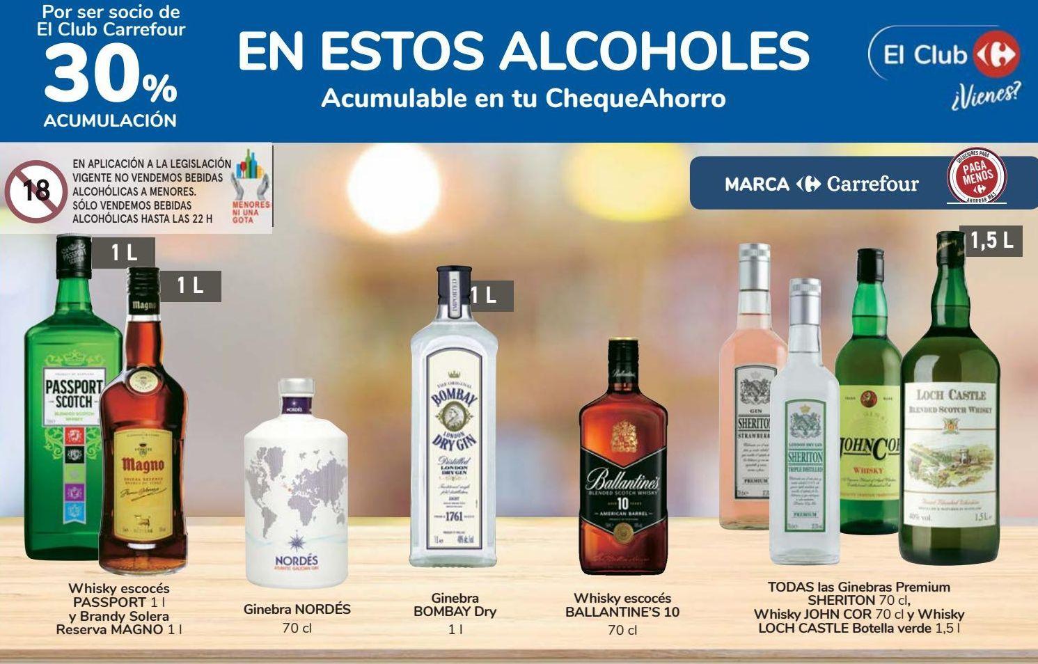 Oferta de EN ESTOS ALCOHOLES  por