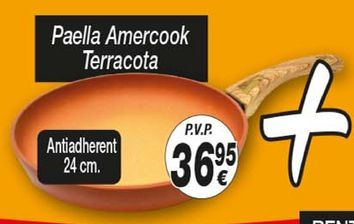 Oferta de Paella por 36,95€