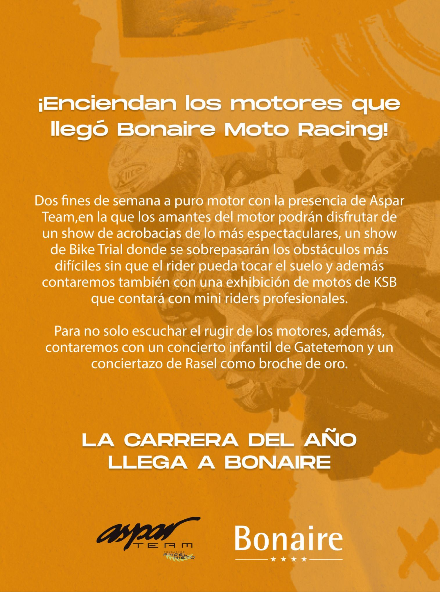 Oferta de Motor Bonaire por