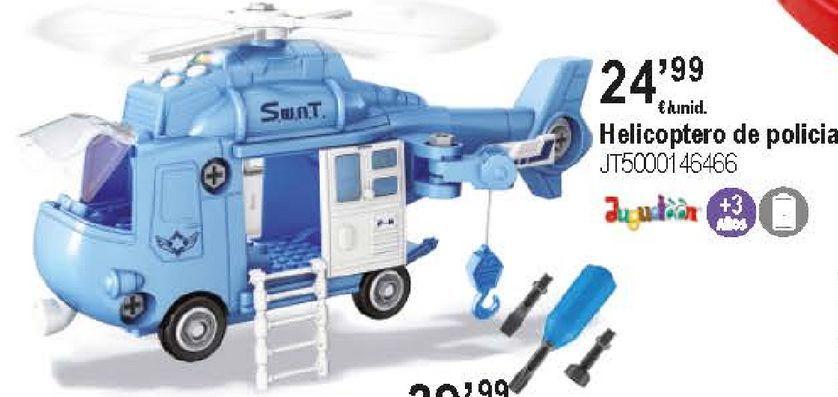 Oferta de Helicóptero de juguete por 24,99€