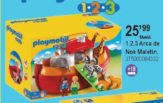 Oferta de Arca de Noé Playmobil por 25,99€