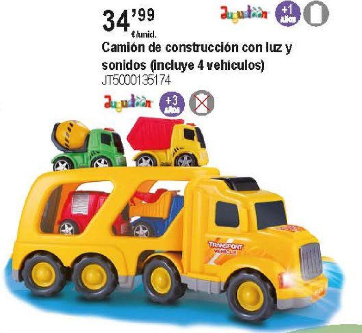 Oferta de Camión de juguete por 34,99€
