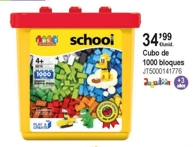 Oferta de Cubo  infantil por 34,99€