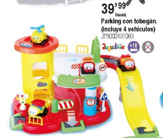 Oferta de Parking de juguete por 39,99€