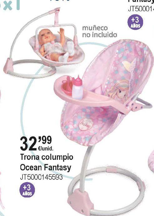 Oferta de Trona de muñeca por 32,99€