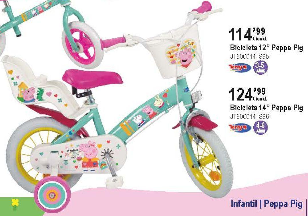 Oferta de Bicicleta infantil por 114,99€